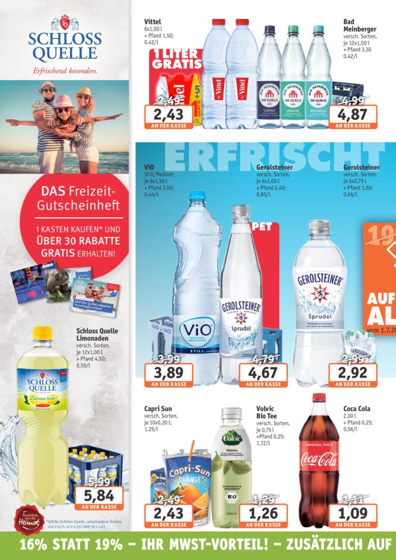 Trink & Spare Prospekt vom 06.07.2020, Seite 3