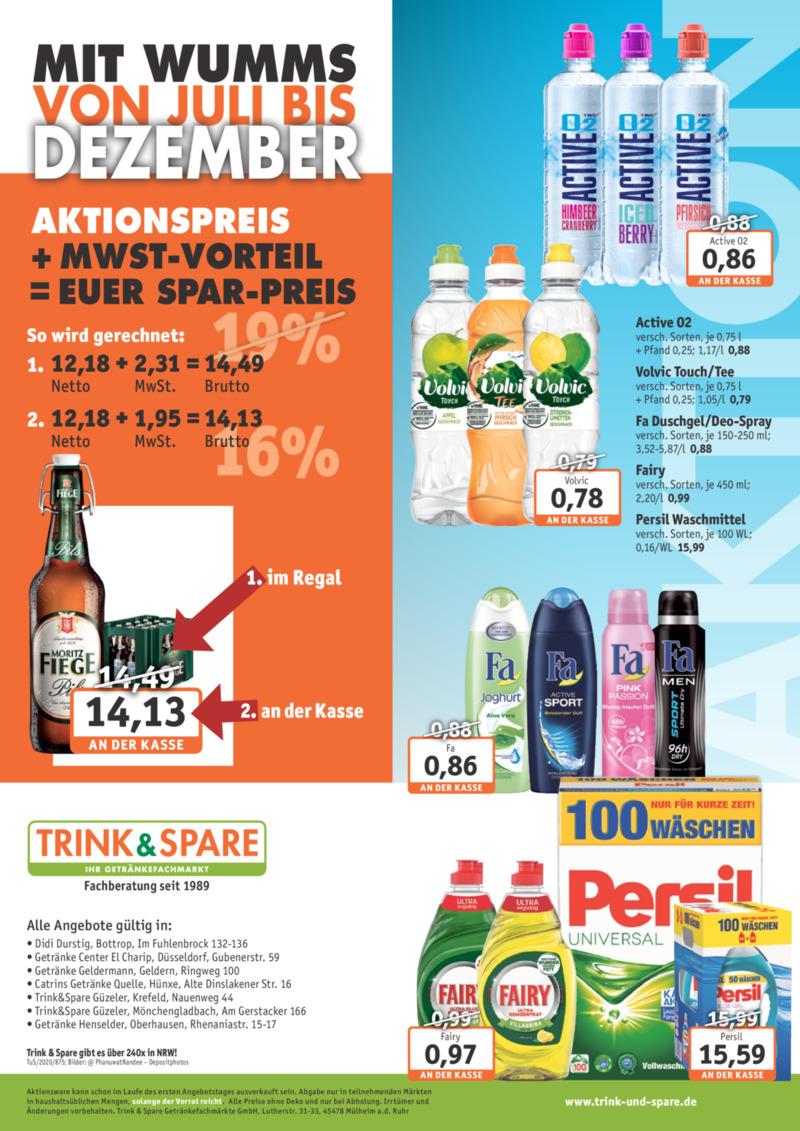Trink & Spare Prospekt vom 06.07.2020, Seite 7