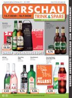 Trink & Spare Prospekt vom 13.07.2020