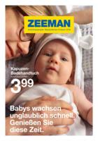 Zeeman Prospekt vom 30.01.2016