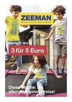 Zeeman Prospekt vom 23.04.2016