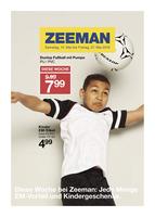 Zeeman Prospekt vom 14.05.2016
