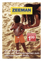 Zeeman Prospekt vom 28.05.2016