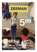 Zeeman Prospekt vom 18.02.2017