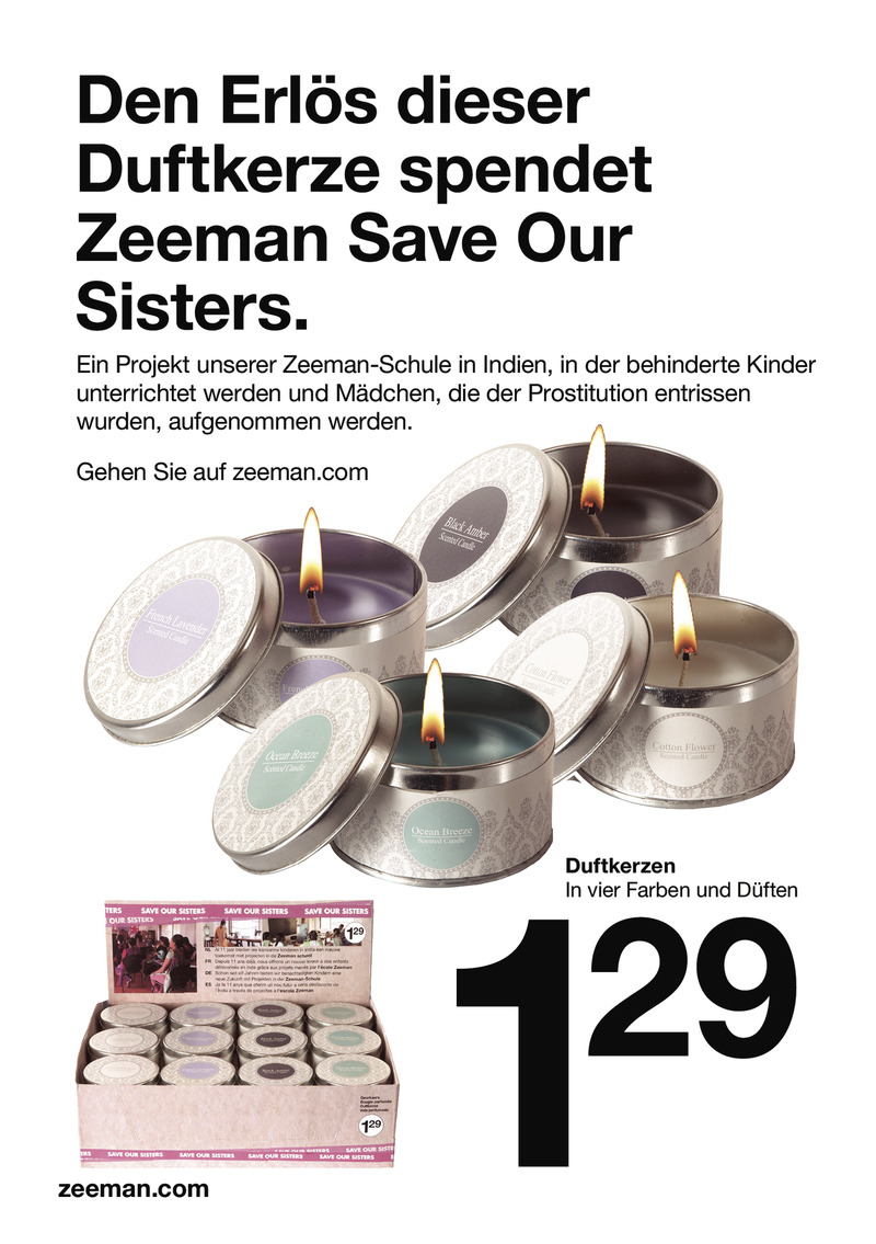 Zeeman Prospekt vom 14.10.2017, Seite 5