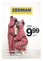 Zeeman Prospekt vom 25.11.2017