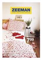 Zeeman Prospekt vom 27.01.2018
