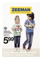 Zeeman Prospekt vom 10.02.2018