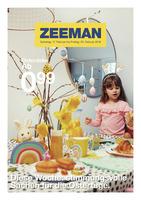 Zeeman Prospekt vom 17.02.2018