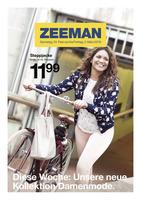 Zeeman Prospekt vom 24.02.2018