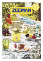 Zeeman Prospekt vom 14.04.2018