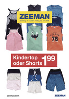 Zeeman Prospekt vom 16.06.2018