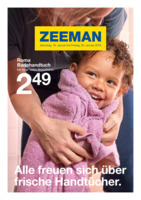 Zeeman Prospekt vom 19.01.2019