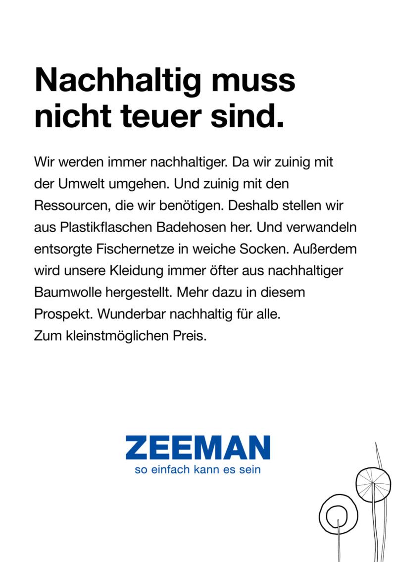 Zeeman Prospekt vom 07.12.2019, Seite 2