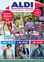 Aldi Nord Prospekt vom 19.03.2018