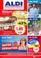 Aldi Nord Prospekt vom 20.05.2019
