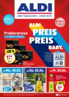 Aldi Nord Prospekt vom 30.03.2020