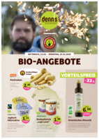 denn's Biomarkt Prospekt vom 12.02.2020