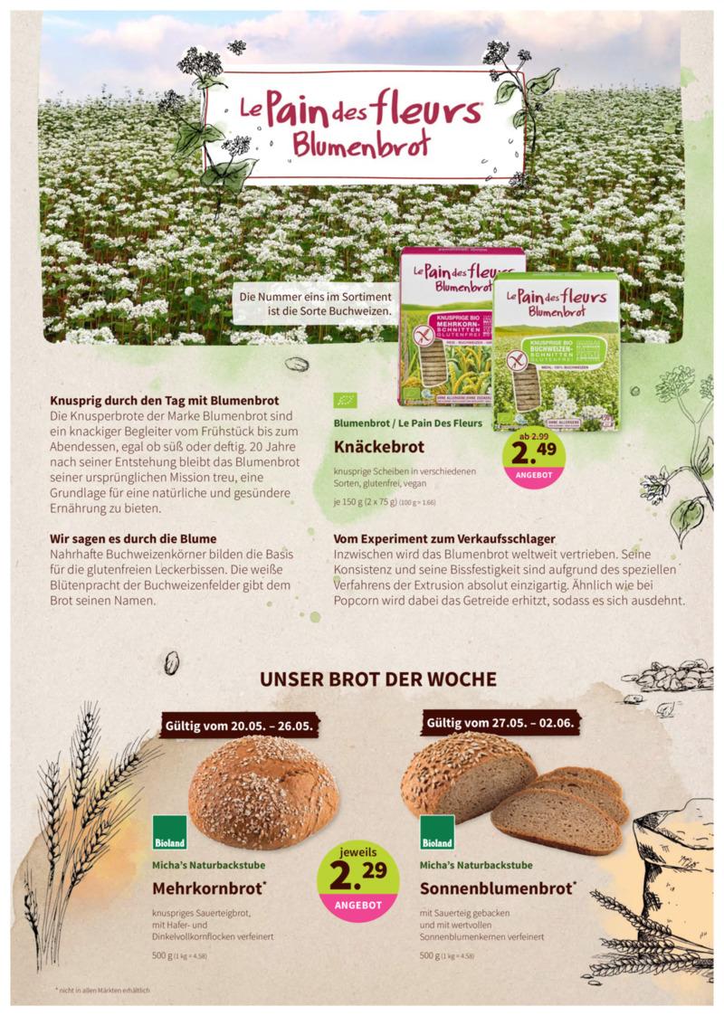 denn's Biomarkt Prospekt vom 20.05.2020, Seite 6