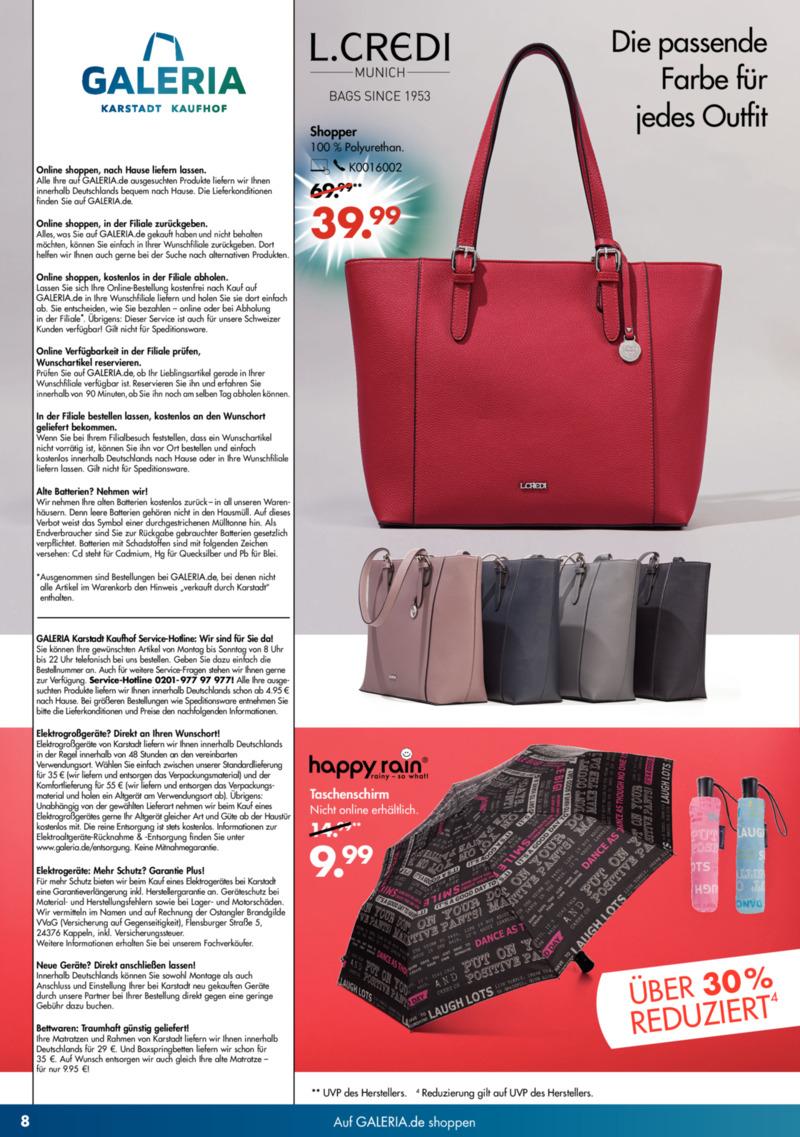 GALERIA Karstadt Kaufhof Prospekt vom 15.01.2020, Seite 7