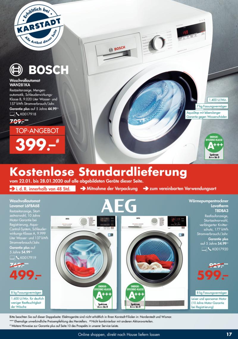 GALERIA Karstadt Kaufhof Prospekt vom 22.01.2020, Seite 16