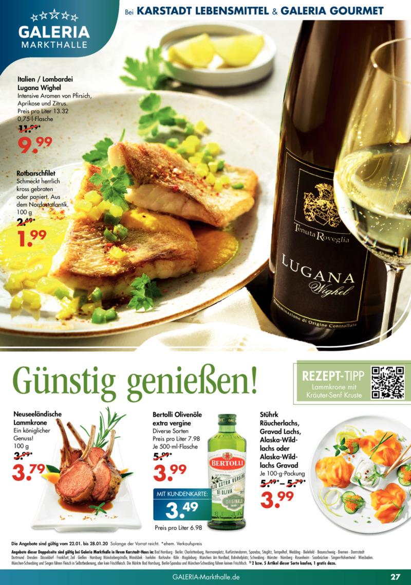 GALERIA Karstadt Kaufhof Prospekt vom 22.01.2020, Seite 26