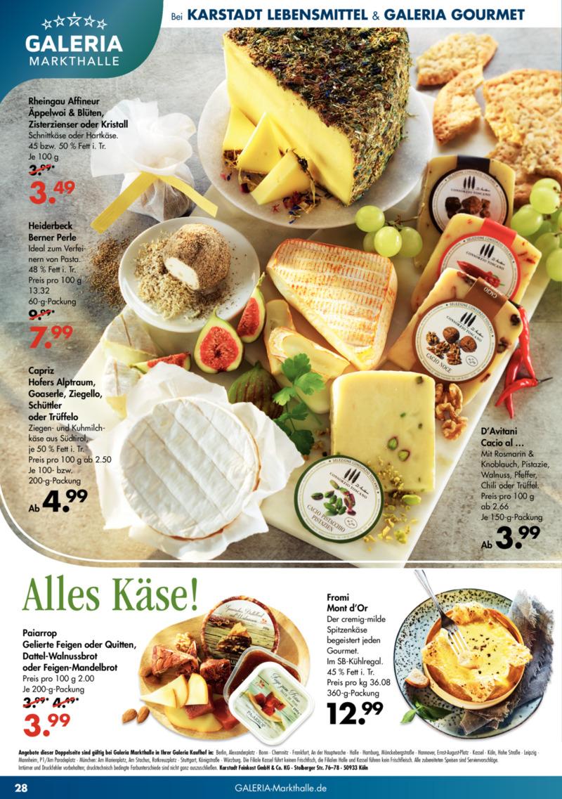 GALERIA Karstadt Kaufhof Prospekt vom 22.01.2020, Seite 27