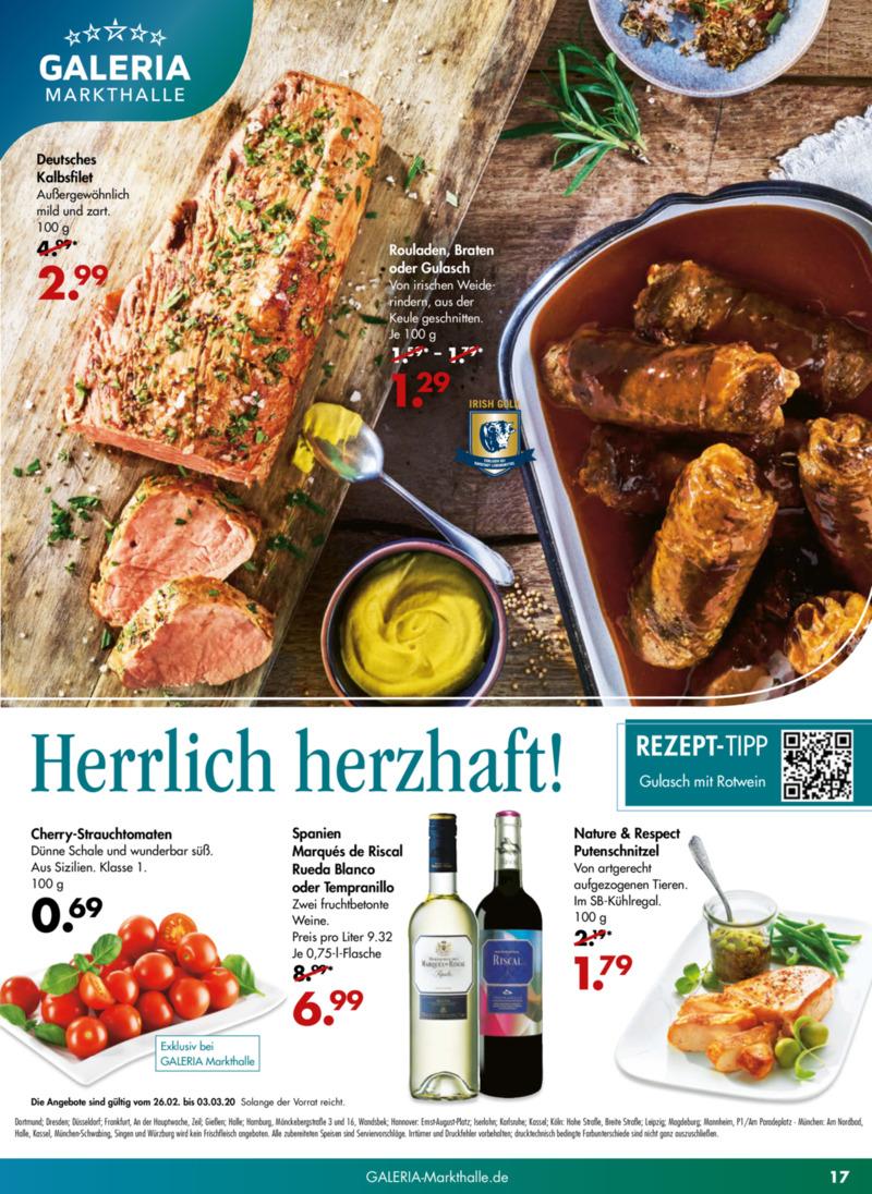 GALERIA Karstadt Kaufhof Prospekt vom 26.02.2020, Seite 16