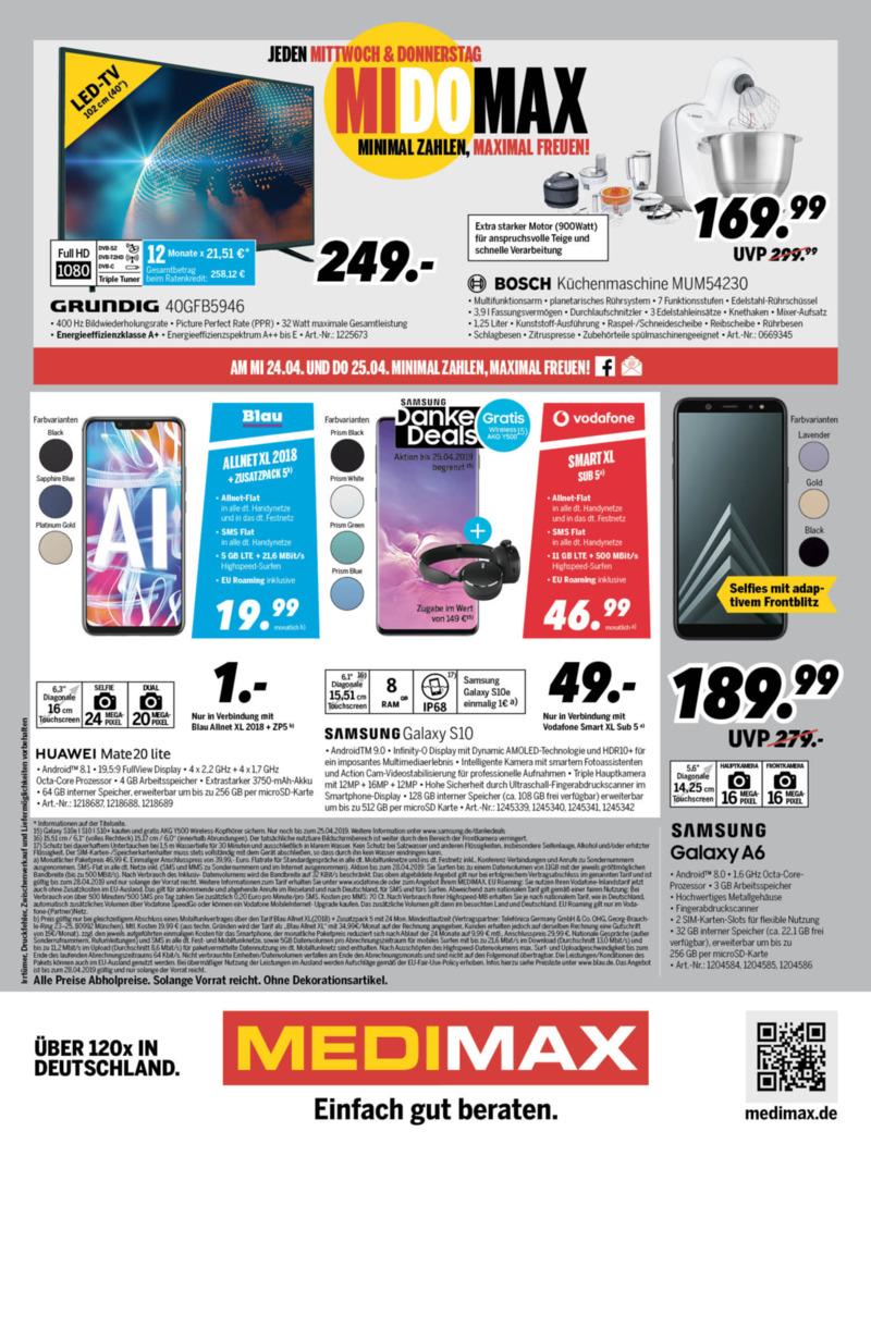medimax Prospekt vom 19.04.2019, Seite 5