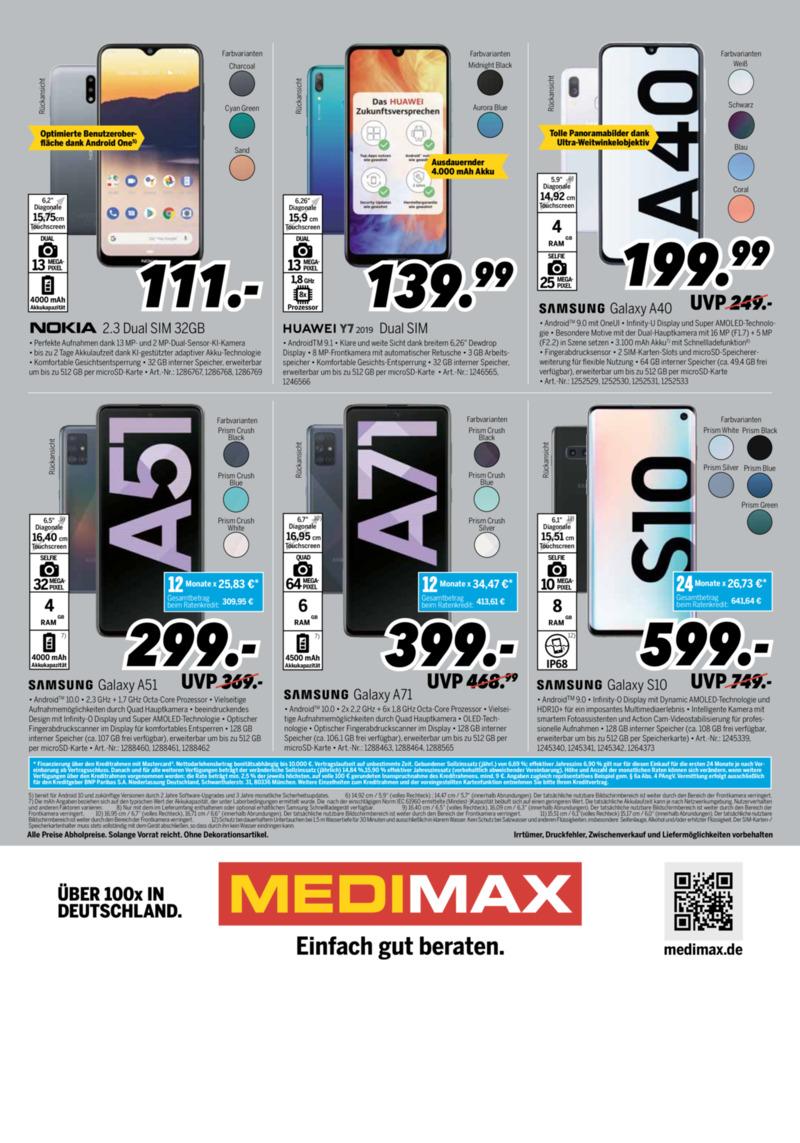 medimax Prospekt vom 01.05.2020, Seite 7