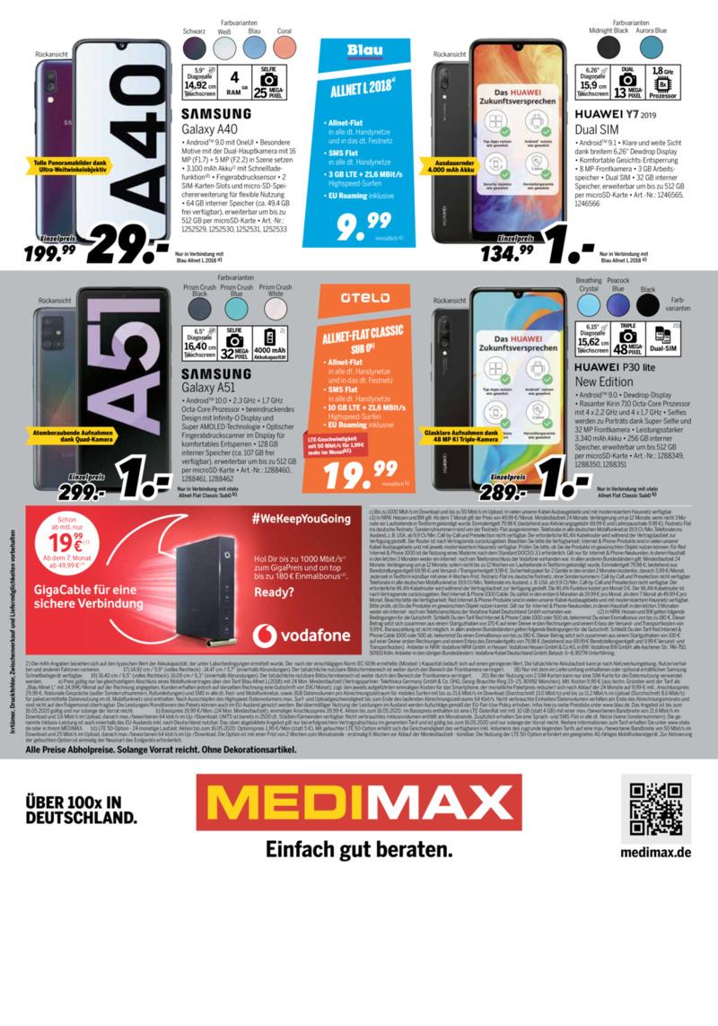 medimax Prospekt vom 08.05.2020, Seite 7