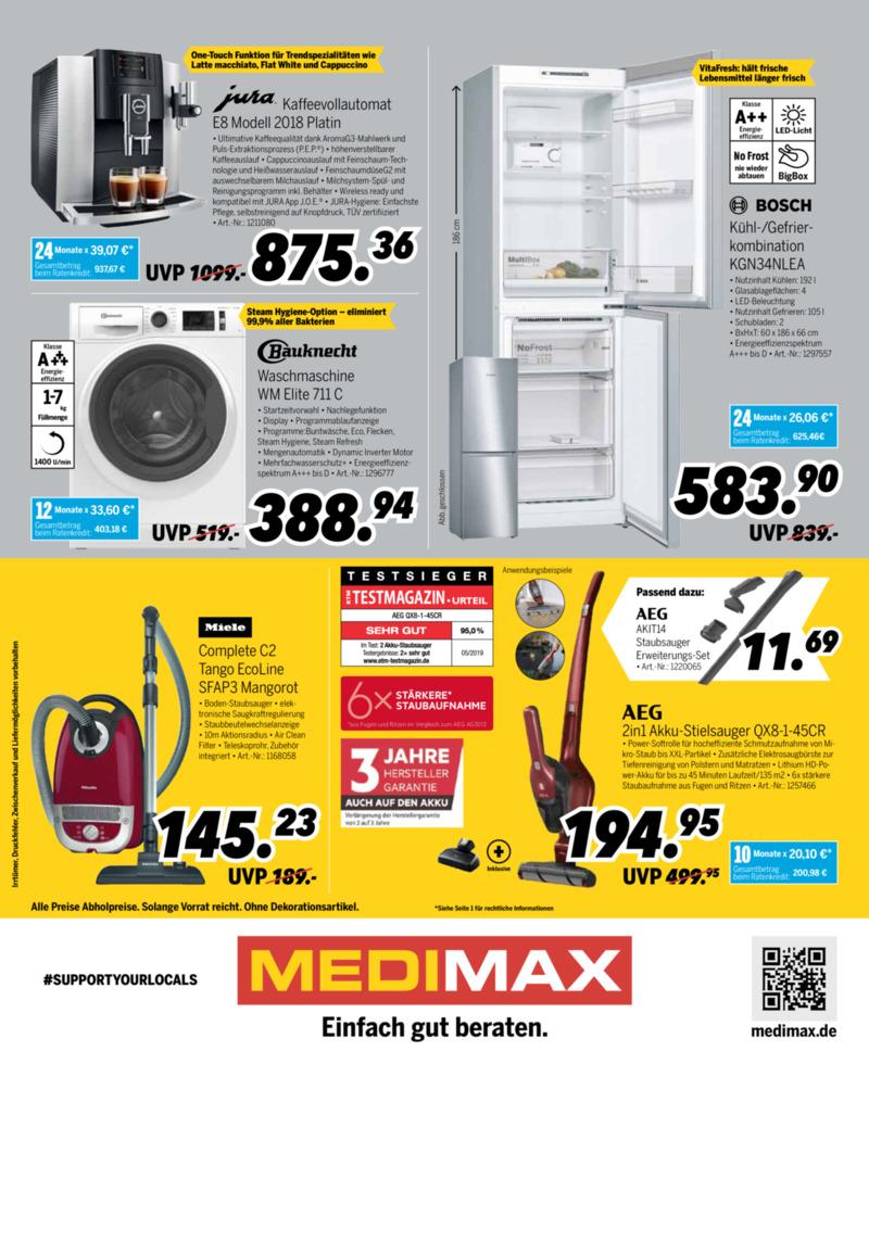 medimax Prospekt vom 03.07.2020, Seite 7