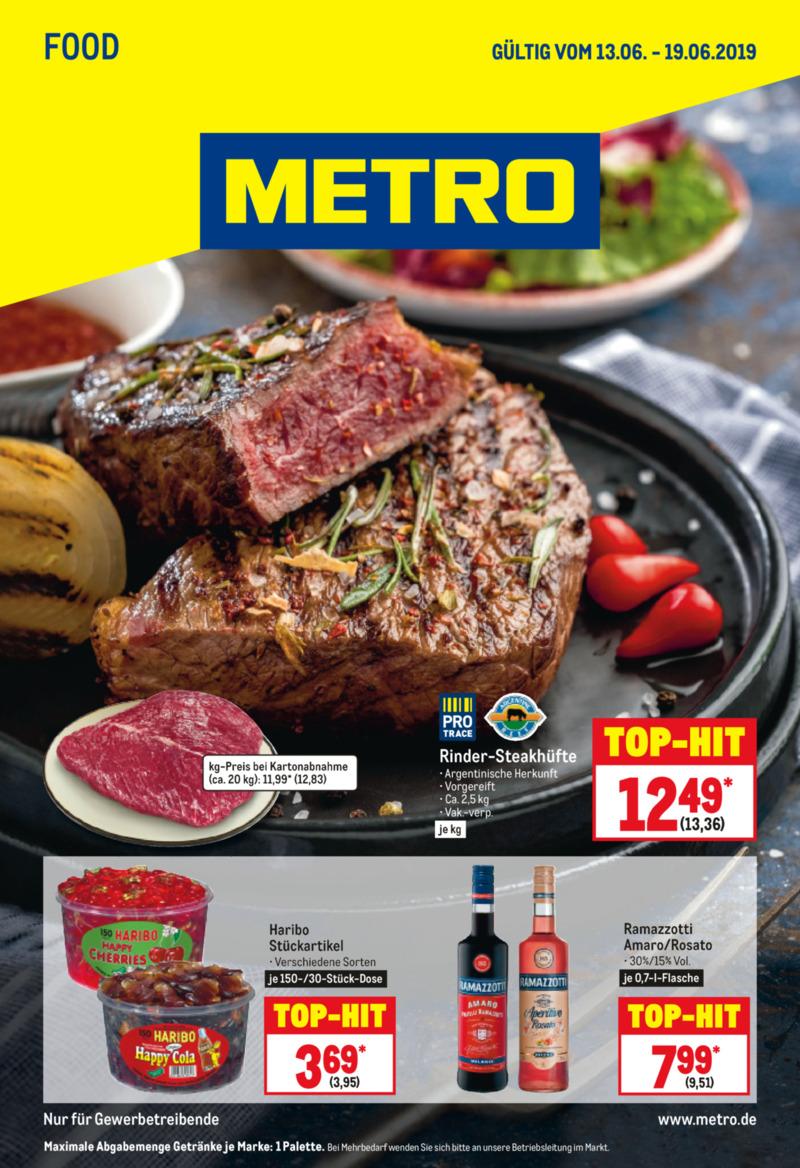 METRO Prospekt vom 13.06.2019, Seite