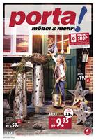 porta Möbel Prospekt vom 11.10.2017