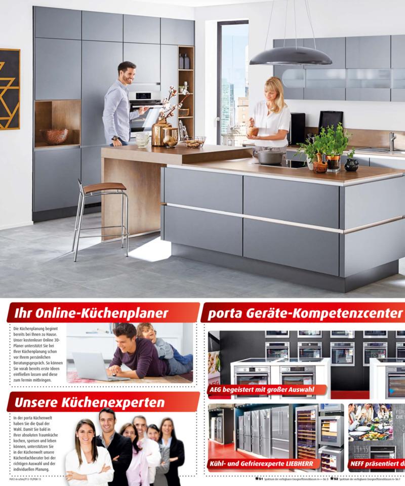 porta Möbel Prospekt vom 16.03.2019, Seite 5