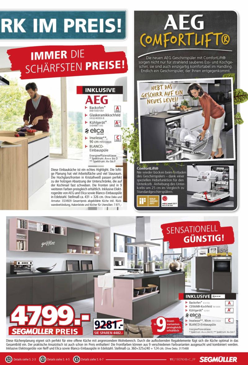 Segmüller Prospekt vom 16.07.2019, Seite 10