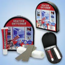 Kratzerentferner-Setfür Acryl- und Plexiglas