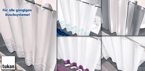 Tukan Textiler Duschvorhang Von Aldi Sud Ansehen