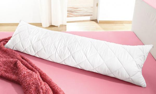 meradiso nature cotton seitenschl ferkissen von lidl ansehen. Black Bedroom Furniture Sets. Home Design Ideas