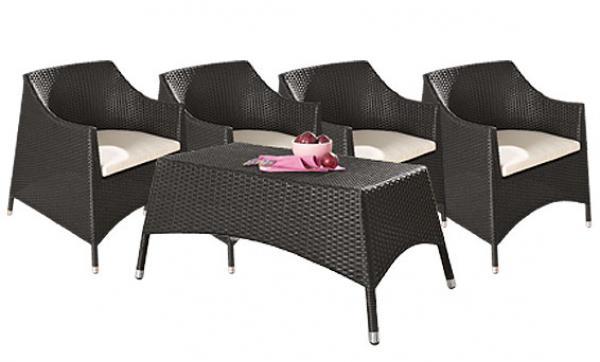 lounge set barcelona von lidl ansehen. Black Bedroom Furniture Sets. Home Design Ideas