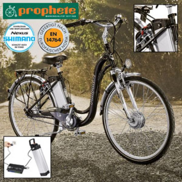 alu luxus elektro fahrrad 26er oder 28er von real ansehen. Black Bedroom Furniture Sets. Home Design Ideas
