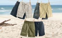 2 Jungen-Shorts