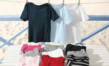 3 Kinder-T-Shirts