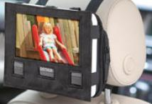 Portabler LCD-DVD-Player