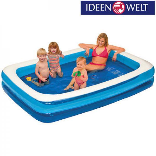 Rossmann ideenwelt familien pool von rossmann ansehen for Angebote swimmingpool