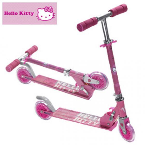 Hello Kitty Scooter Toys R Us : Hello kitty alu scooter von real ansehen