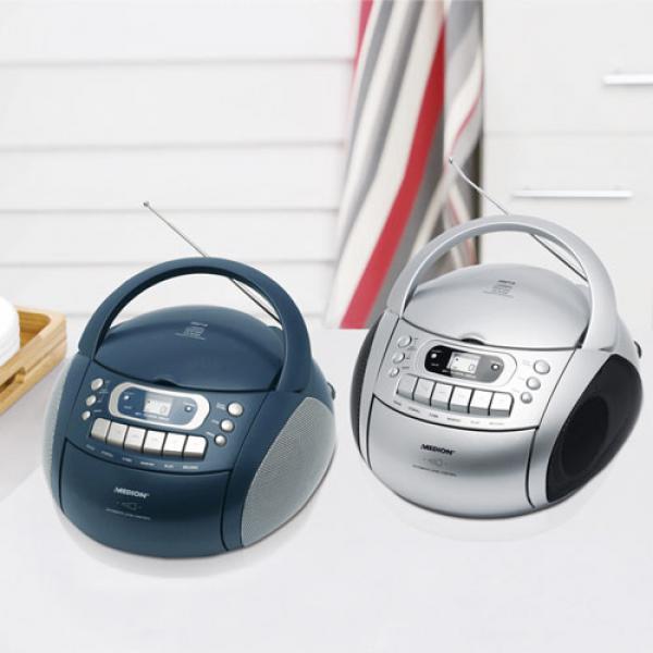 stereo radiorekorder mit mp3 cd player von aldi nord ansehen. Black Bedroom Furniture Sets. Home Design Ideas