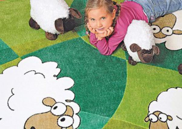 Teppich fürs Kinderzimmer?  Kinderzimmer