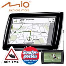 TV-Navigationssystem Moov Spirit V505 TV