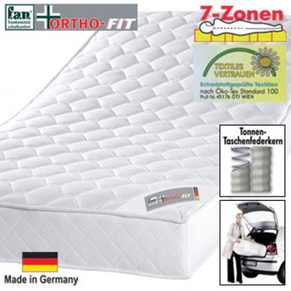 7 zonen tonnen taschenfederkern matratze von real ansehen. Black Bedroom Furniture Sets. Home Design Ideas